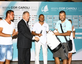YACHT PHOTOGRAPHY EXHIBITION MARKS THE END OF THE XIII-TH INTERNATIONAL REGATTA