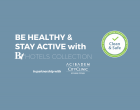 "Program ""Be Healthy & Stay Active with Bt Hotels Collection!"""