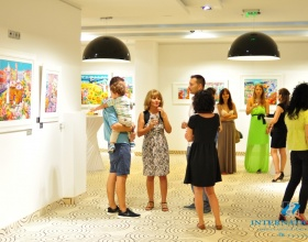 A NEW EXHIBITOIN TAKES PLACE AT THE INTERNATIONAL HOTEL