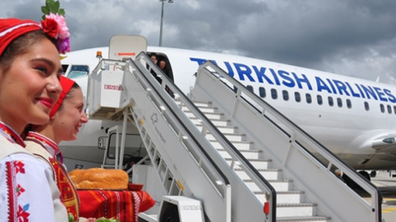 FREQUENCY OF VARNA FLIGHTS TO INCREASE FROM 26.07