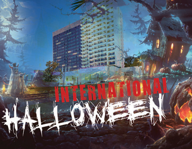 Halloween weekend at INTERNATIONAL
