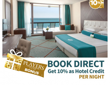 PLAYERS CLUB Direct booking Promo