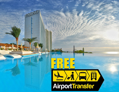 Special offer Hotel + Free Transfer