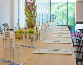 Meeting rooms up to 50 seats
